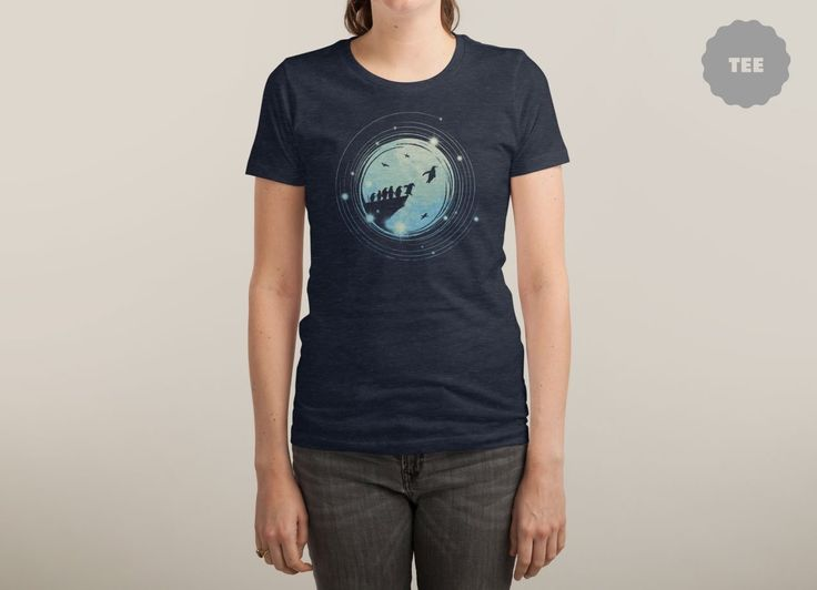 Check out the design I Believe I Can Fly by Steven Toang on Threadless
