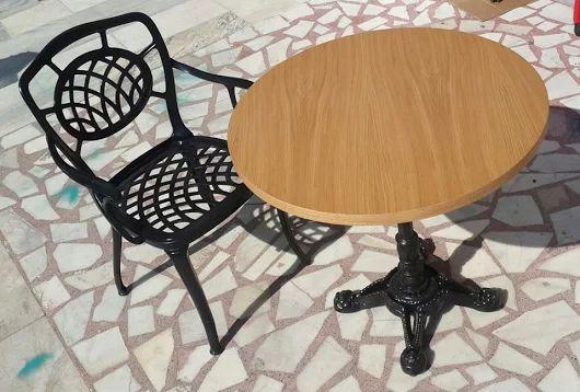 Döküm Masa Sandalye Takımı