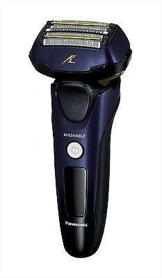 Panasonic Shaver Lam Dash ES-LV7B-A 5-blade Blue & Extra cleaning agents