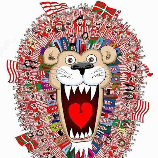 Aupa Athletic #leones #rojiblancos