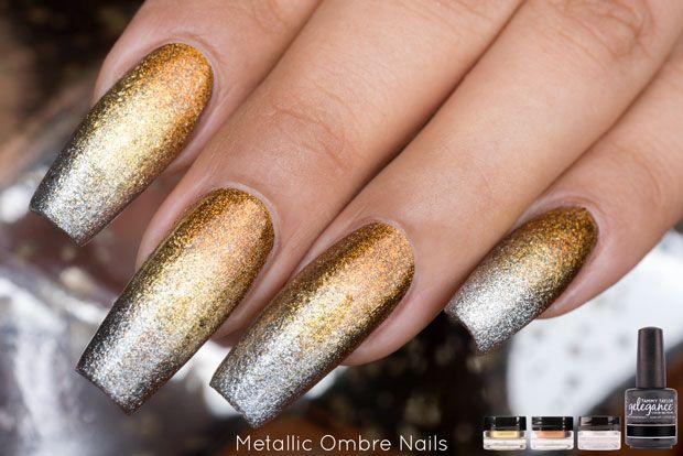 Tammy Taylor Nails Blog: ♡ Tammy Taylor ♥NEW! Metallic-Chrome ...