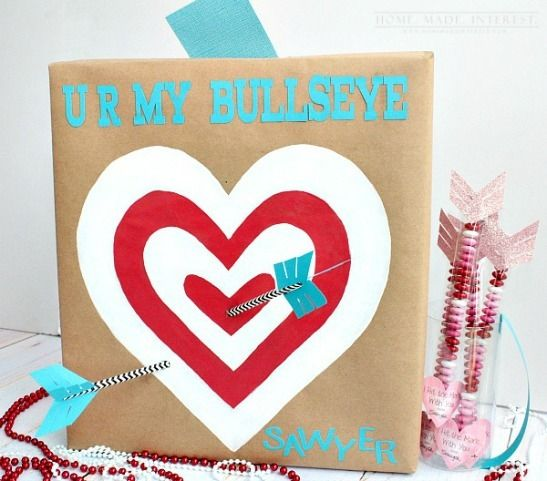 492 best images about Valentines Day Crafts – Box of Valentine Cards