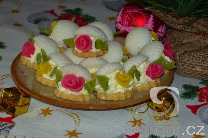 Cukroví, které ozdobí váš vánoční stůl.