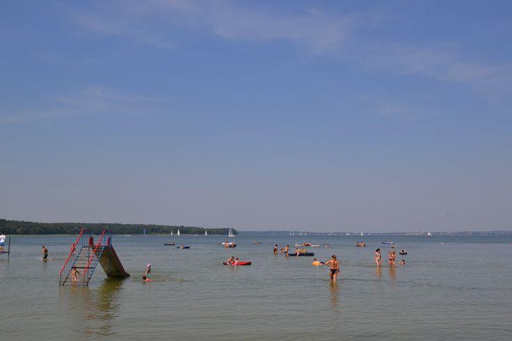 Plaża Camping Echo