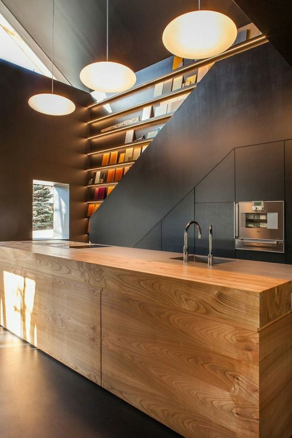 Großartig 25 Arbeitsplatten Für Küchen, Die Sie Mit Ihrem Design Faszinieren