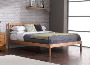 Sandhurst Pine Wooden Bed Frame
