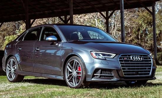 2018 Audi S3 Manual Transmission Changes