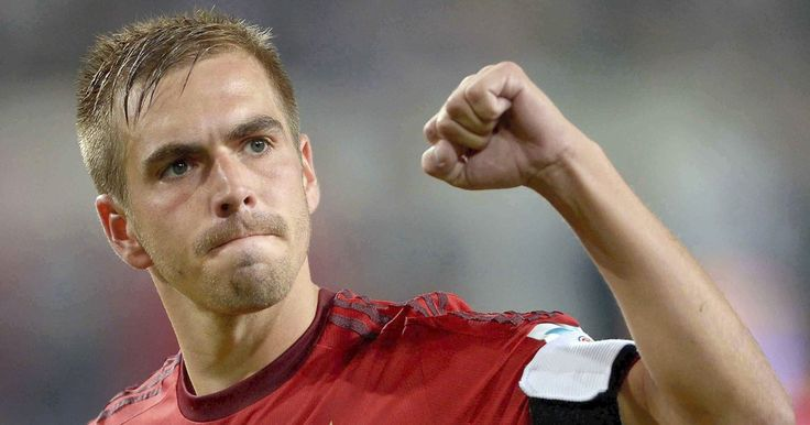 Philipp Lahm voted Germany's top player in his final season