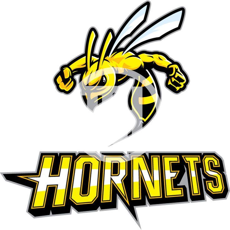 fighting hornet logo www pixshark com images galleries Black and White Hornet Mascot Hornet Baseball Clip Art