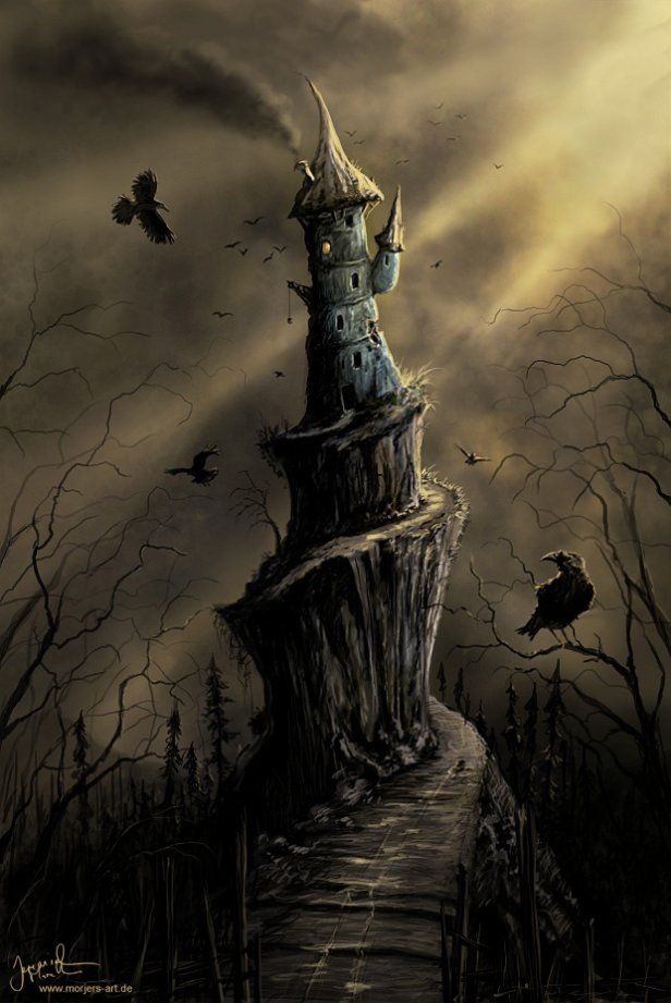 The Raven's Tower by Jeremiah Morelli