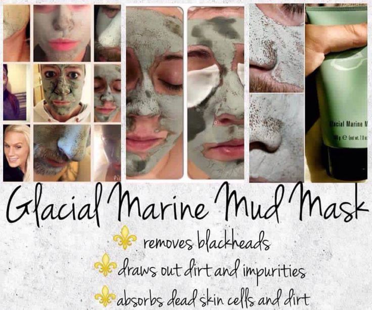 Glacial Marine Mud Mask - Removes and draws out impurities whilst also closing pores💖FB: HM Cosmetic & Anti Ageing Products 💖Email : helenamonaher@gmail.com 💖instraram; hmbeauty90 💖Snapchat: hmbeauty90