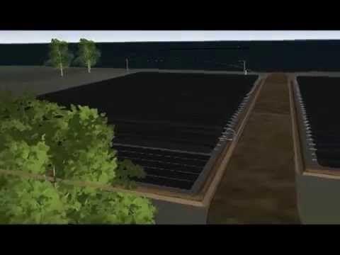 Добыча и обезвоживание озерного сапропеля