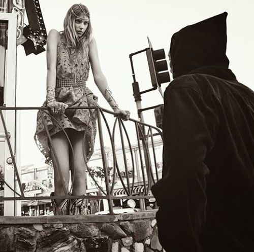 Gorgeous! #Bohemian beauty on #SigridAgren in #Vogue Paris best #photoshoots this week. x