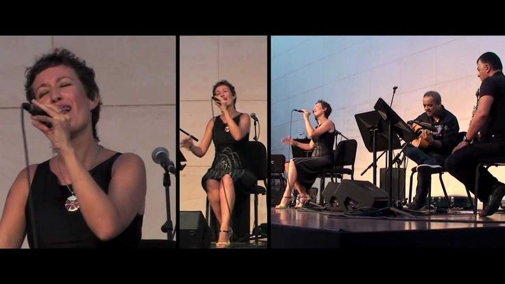 Vuelvo al Sur. Tango song by Sandra Rehder