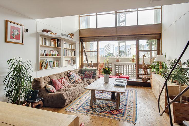 Duplex le corbusier montant marseille duplex cit radieuse - Appartement cite radieuse ...