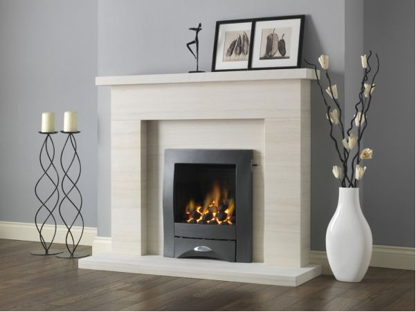 Limestone & Stone Fireplaces | Stoke Gas & Electric Fireplace Centre