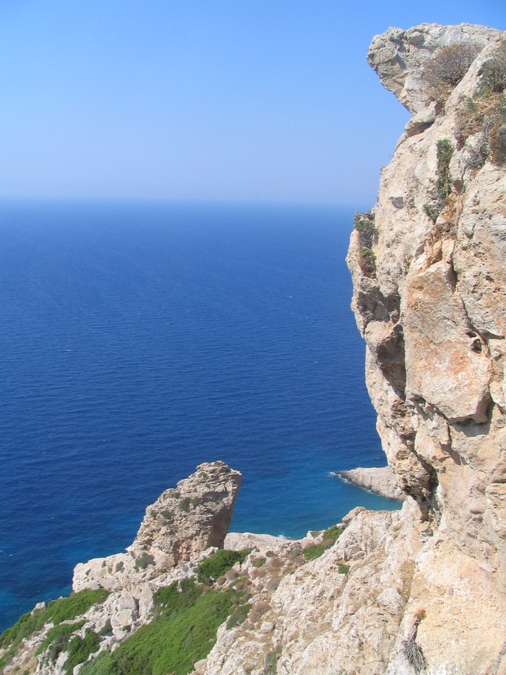 big blue (Folegandros, Greece)