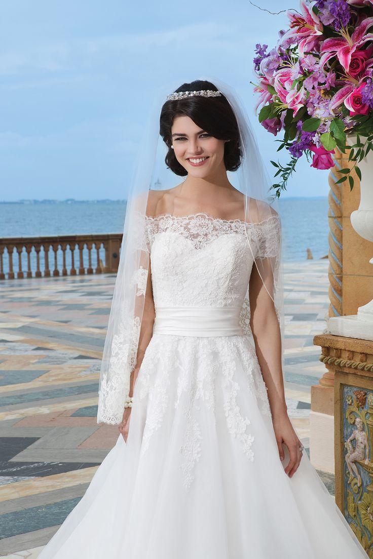 36 besten Brudekjole Bilder auf Pinterest | Brautsträuße, Hochzeiten ...