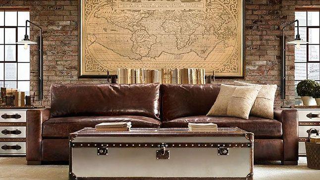 Utiles et fascinants, les vieux coffres reconquièrent nos intérieurs. Conseils pour les dénicher et les introduire avec style dans toutes les pièces..