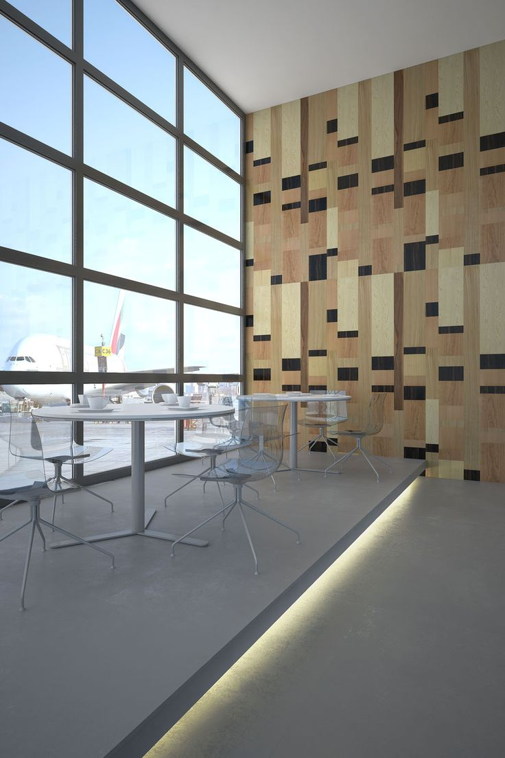 Paneles decorativos de madera para revestimiento de - Paredes decorativas interiores ...
