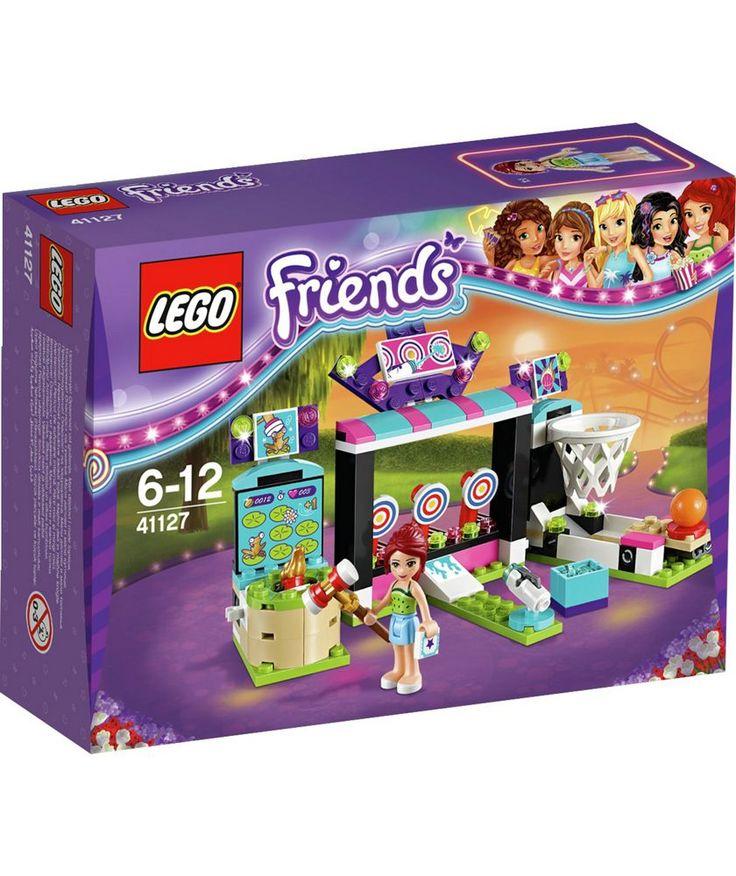 Buy LEGO Friends Amusement Park Arcade - 41127 at Argos.co.uk - Your Online Shop for LEGO.