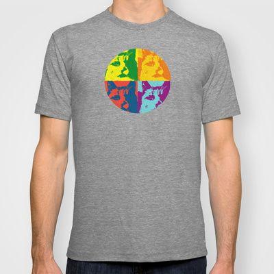 Pop Cat T-shirt by Geni - $22.00