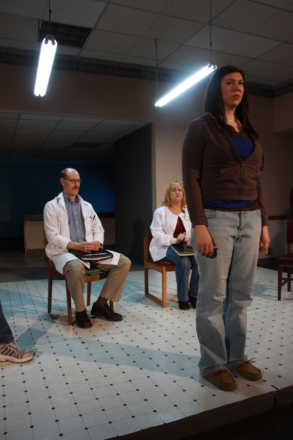 """Youngblood Theatre's """"Flu Season"""" in the hospitalYoungblood Theatres, Theatres Flu, Theatre Flu"""