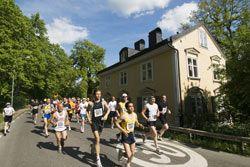 The course kilometre by kilometre – ASICS Stockholm Marathon