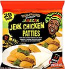 Island Delight Mini Jamaican Jerk Chicken Patties (20 per pack - 500g)