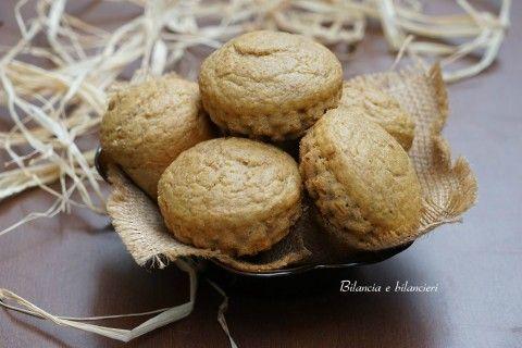 Muffin al mango e banana