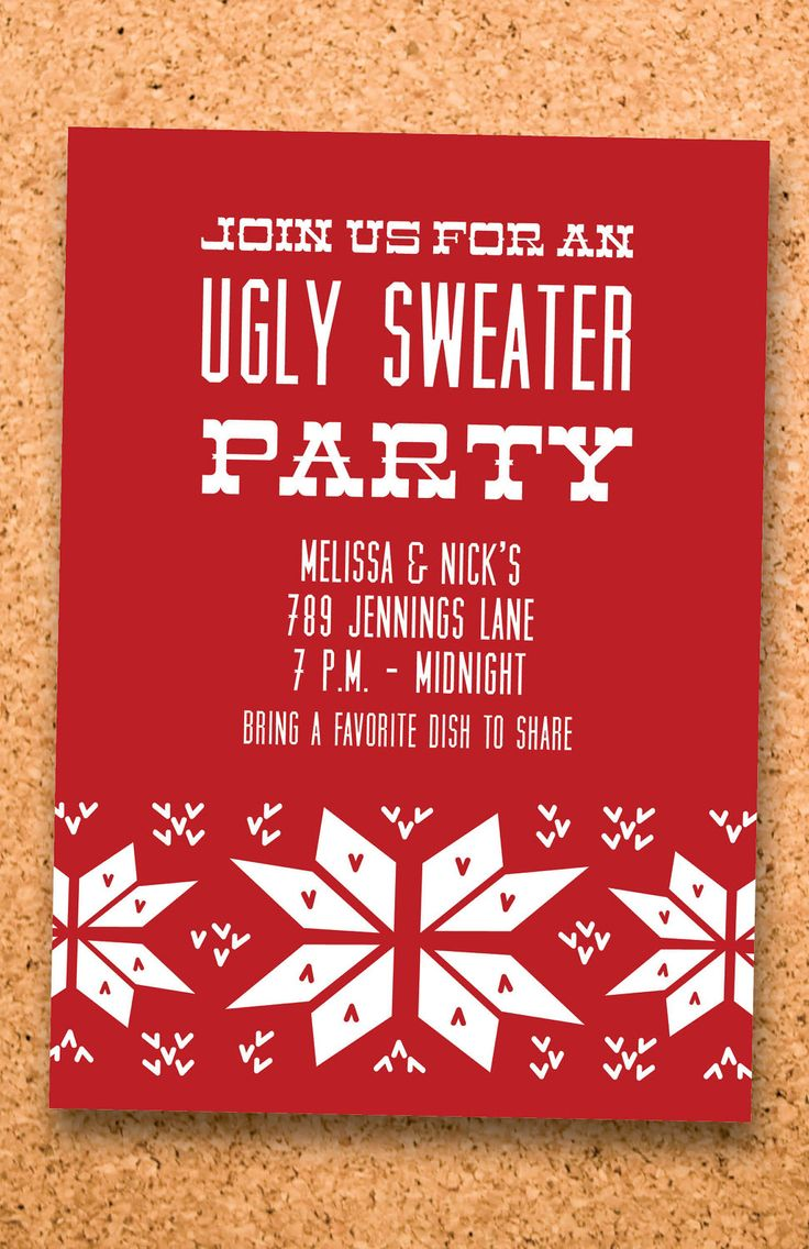 Ugly christmas sweater on pinterest