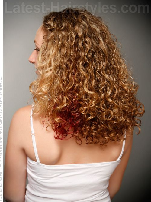 how to keep curly hair from knotting