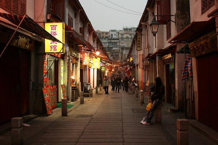 Macau_ South China