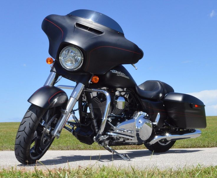 Motorcycles: 2015 Harley-Davidson Touring 2015 Harley Davidson Flhxs Street Glide Special Abs Navi Blut, Only 1,252 Miles -> BUY IT NOW ONLY: $18995 on eBay!