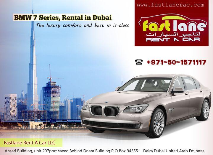 Hire a BMW in Dubai