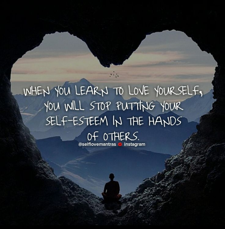 17 Best Love Yourself Quotes On Pinterest
