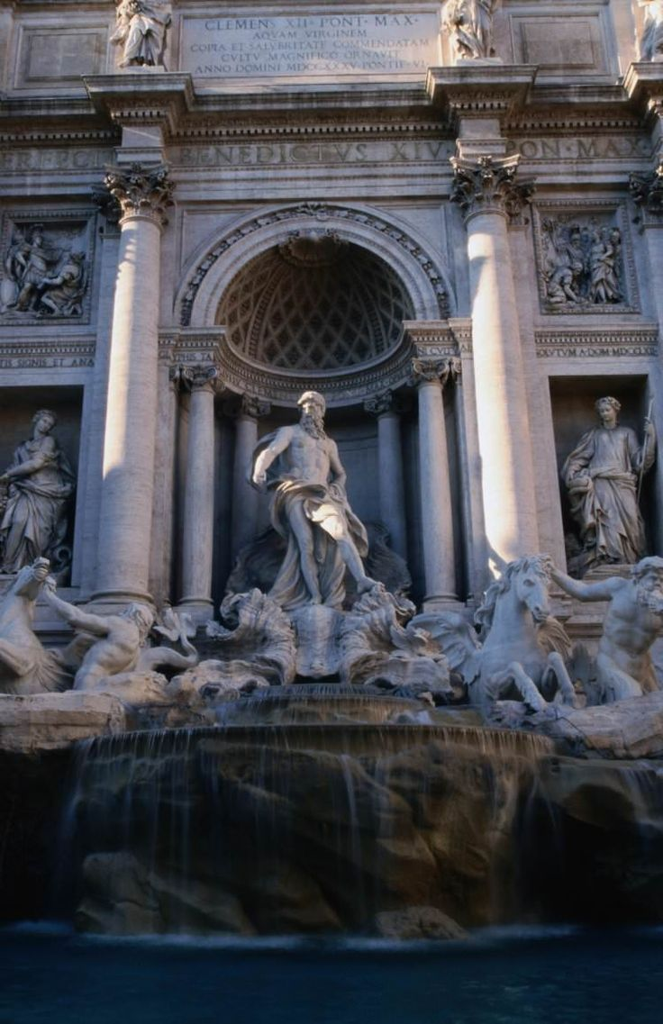 Trevi Fountain - Lonely Planet