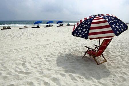 memorial weekend gulf shores