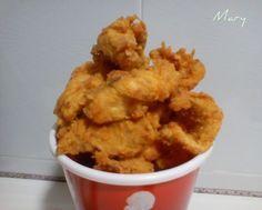 pollo campero | Más que tartas