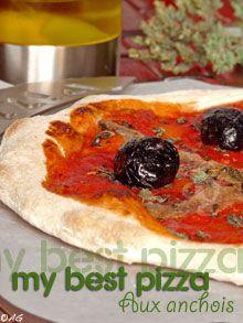 Alter Gusto   Ma meilleure pâte à pizza ! Pour une pizza fine, croustillante et moelleuse -