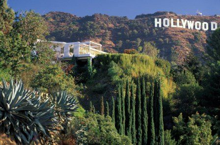 Les collines d'Hollywood. >> http://www.fr.lastminute.com/