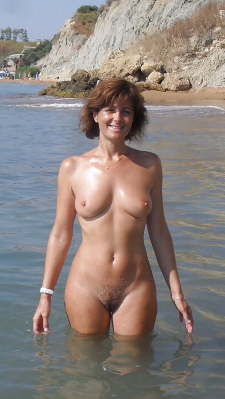 Mature nude nudist-4011