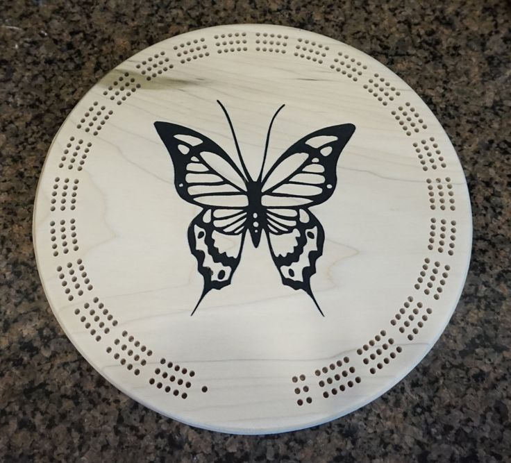 The best butterfly logo, wooden cribbage board , Custom made unique cribbage board, great personnalized gift idea are selling out fast so don't miss this opportunity! https://www.etsy.com/listing/256300243/butterfly-logo-wooden-cribbage-board?utm_source=mento&utm_medium=api&utm_campaign=api #toys