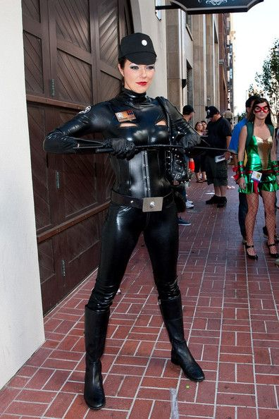 Scrumptious and Sexy Adrianne Curry