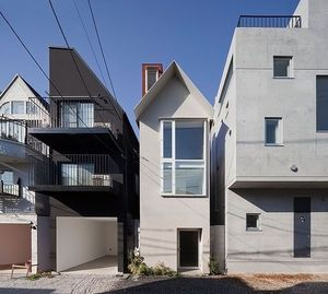 Split Machiya Is The Latest Work By Atelier Bow Wow U2014 The Tokyo  Architecture Studio