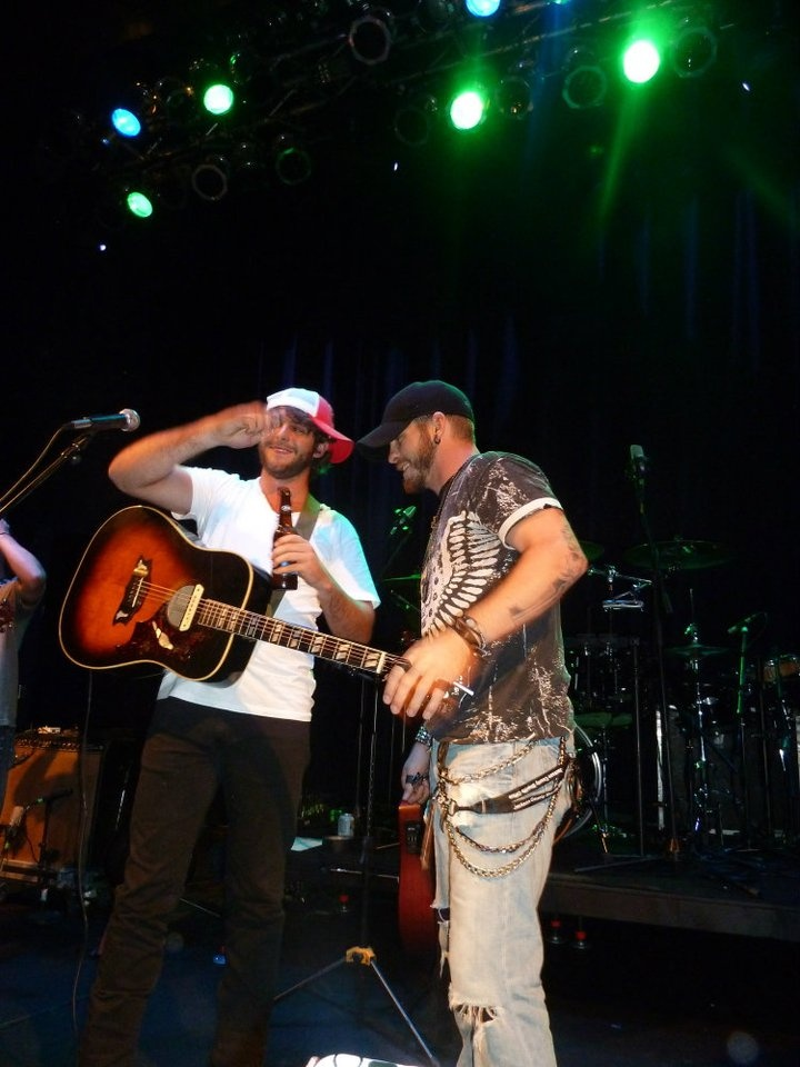 Thomas Rhett & Brantley Gilbert!   Love these 2♥