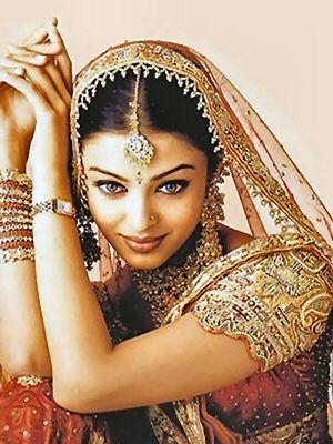Aishwarya Rai, la Hindú mas linda del mundo                              …