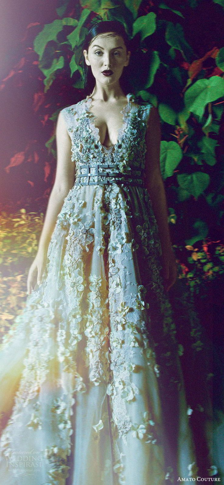 180 best Evening & Wedding Gowns just because I like them images on ...