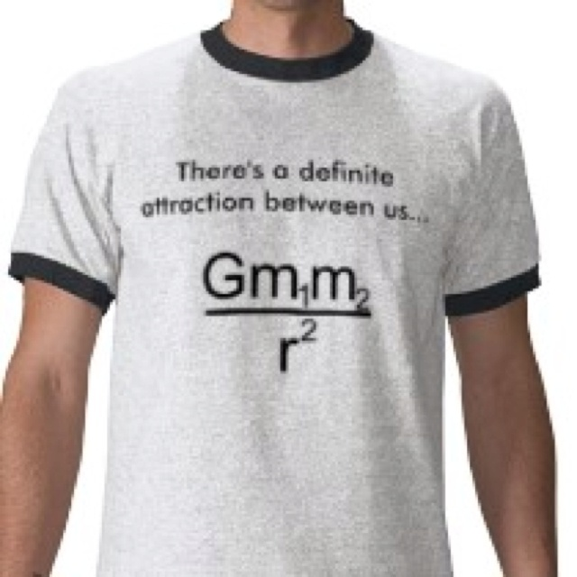 Physics pick up line