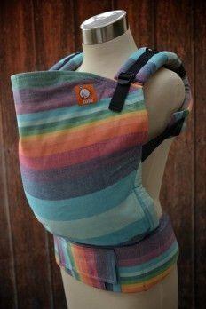 Girasol Double Rainbow (RR) Creme TULA BABY CARRIER